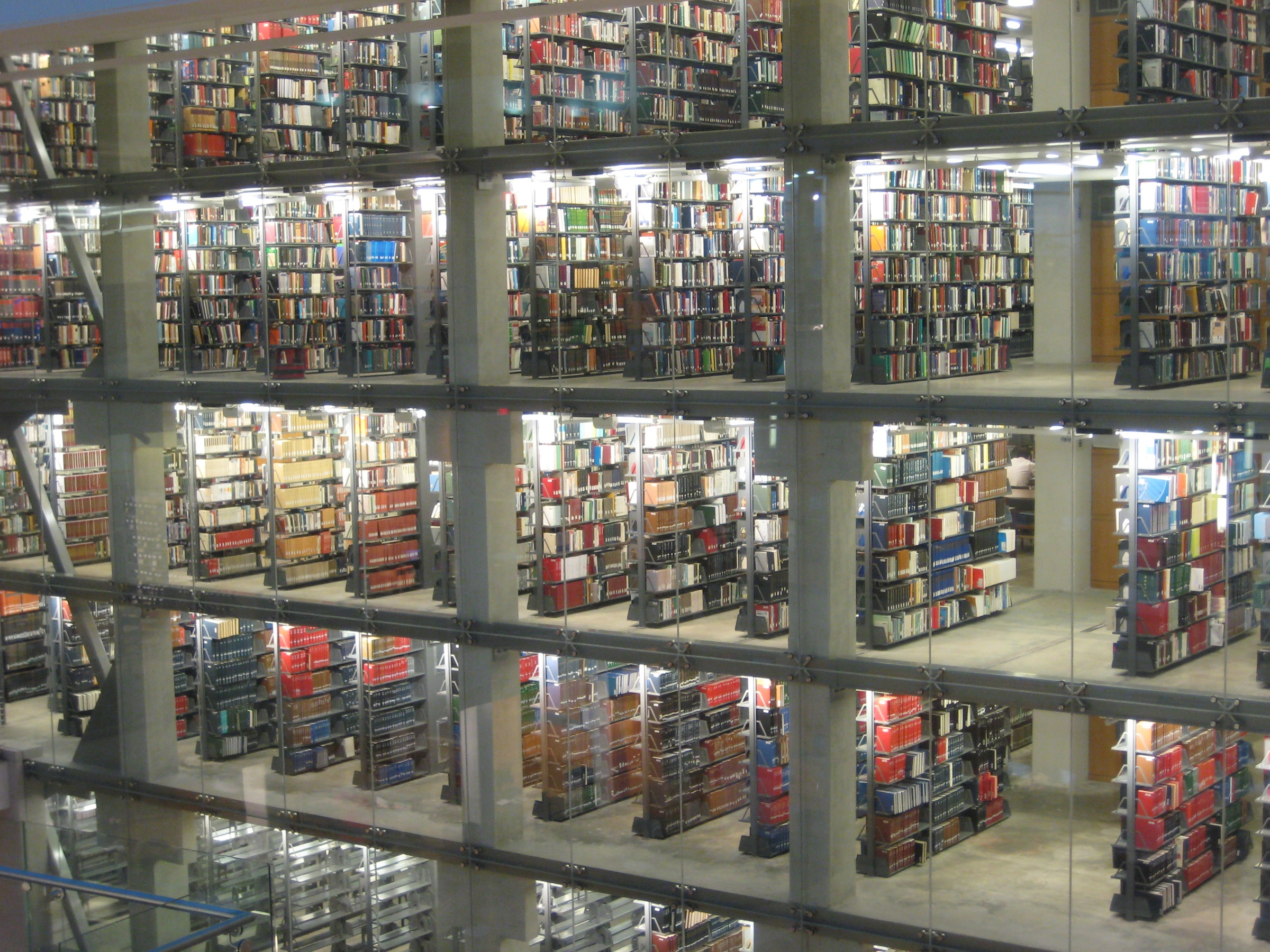 thompson library at the ohio state university anderson aluminum photo 4