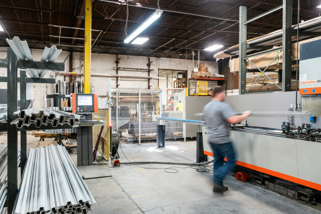 Capabilities | Anderson Aluminum - Columbus, OH